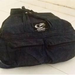 Bolsa Jeans para Viagem