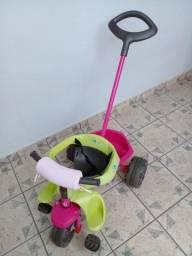 Título do anúncio: Triciclo infantil bandeirantes smart plus rosa