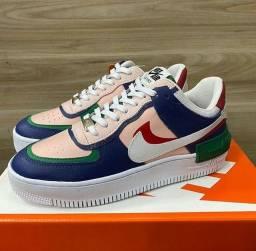 Título do anúncio: Show Nike Air Force muitas cores disponível