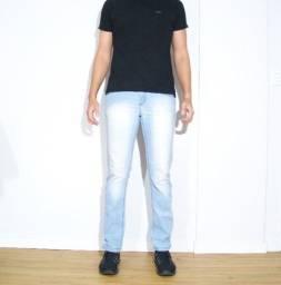 Título do anúncio: Calça Jeans Lei Atual azul