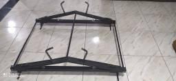 Rack com capela para escadas  R$ 300,00
