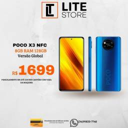 Título do anúncio: Celular Poco X3 NFC