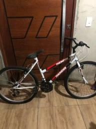 Título do anúncio: Bike quase nunca usada