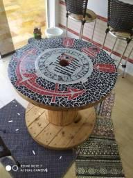 Título do anúncio: Mesa do Corinthians em Mosaico.