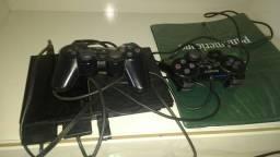 Playstation 2 em ótimo estado
