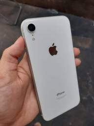 Vendo iPhone XR 64 gb Branco