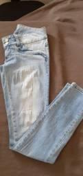 Calças Jeans Feminina - Diversos modelos e tamanhos.