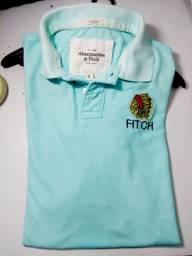 Polo Abercrombie & Fitch tamanho GG