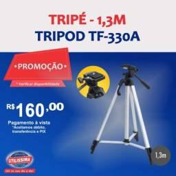 Tripé Tripod TF-330A ? Entrega grátis