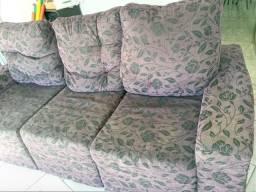 Vendo sofá retrátil e reclinável.