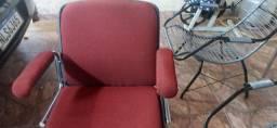 Título do anúncio: Cadeira almofadada