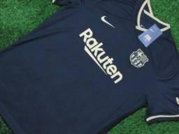 Camisa Barcelona II 20/21 Nike Torcedor