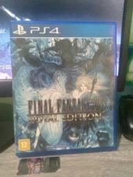 Troco/Vendo Final Fantasy 15 Royal Edition PS4