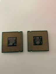 Título do anúncio: Processador Core 2 duo