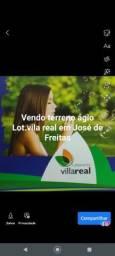 Vendo terreno ágio em José d Freitas