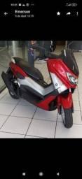 Moto yamaha automático 160 cc único dono 2017