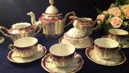 Título do anúncio: Jogo de Chá - Antiguidade