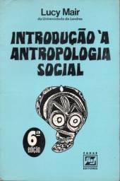 Livro - Introdução à Antropologia Social - Lucy Mair