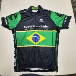 4 camisas de ciclismo M, bike, bicicleta, cannondale, caloi, penks