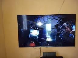 smart tv LG 47 polegadas controle agic