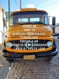 Caminhão 1113/73 turbinado hidráulico