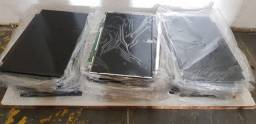 Lote com Telas de Notebook 15,6 polegadas no estado - sem teste