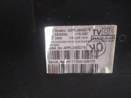 Título do anúncio: Vendo TV Philips 40 polegadas funcionando perfeitamente