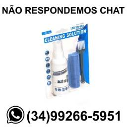 Título do anúncio: Kit Limpa Telas - Líquido + Flanela