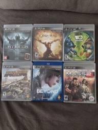 Troco jogos PS3