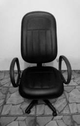 Título do anúncio: Cadeira de escritório Presidente