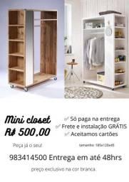 Promoção de móveis em MDF