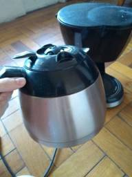 Cafeteira Britânia Inox termica 38 xícaras