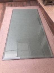 Tampo de mesa de vidro 18mm