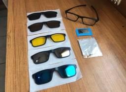 Título do anúncio: Óculos de Sol de Grau 6 em 1