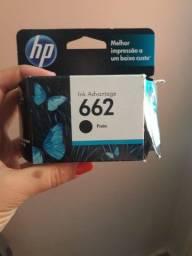 Cartucho HP 662