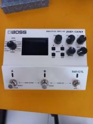 Título do anúncio: Pedal  Delay DD500 Boss