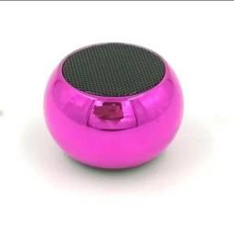 Caixa de som Bluetooth mini