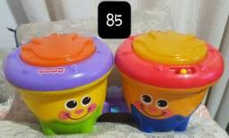 Título do anúncio: Brinquedos Fisher Price
