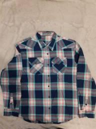 Camisa masculina Hering tamanho XXG usada ( não entrego)