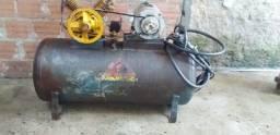 Título do anúncio: Compressor de ar