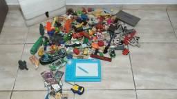 Lote de brinquedos