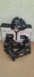 Patins oxer Darkness Gold - abc7 n 41