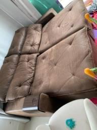 Sofá couro de elefante