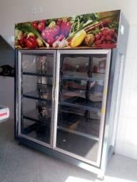 Fabricamos geladeiras para mercantil