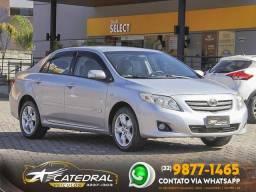 Toyota Corolla XEi 1.8/1.8 Flex 16V Mec. 2010 *Oportunidade de Ouro*