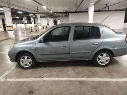 Título do anúncio: Clio sedan 1.6 2008 abaixo da fipe