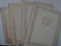 Título do anúncio: Coleção Grandes Personagens da História Universal