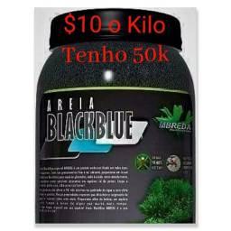Areia Black Blue Mbreda (usada)