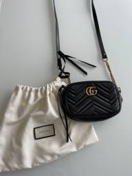 Título do anúncio: Bolsa Gucci GG Marmont Mini Original