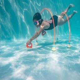 Percurso aquático aquaway